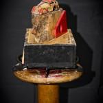 FAITH, Found objects ,wood contruction.