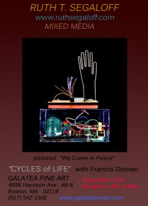 """CYCLES OF LIFE"" SHOW"
